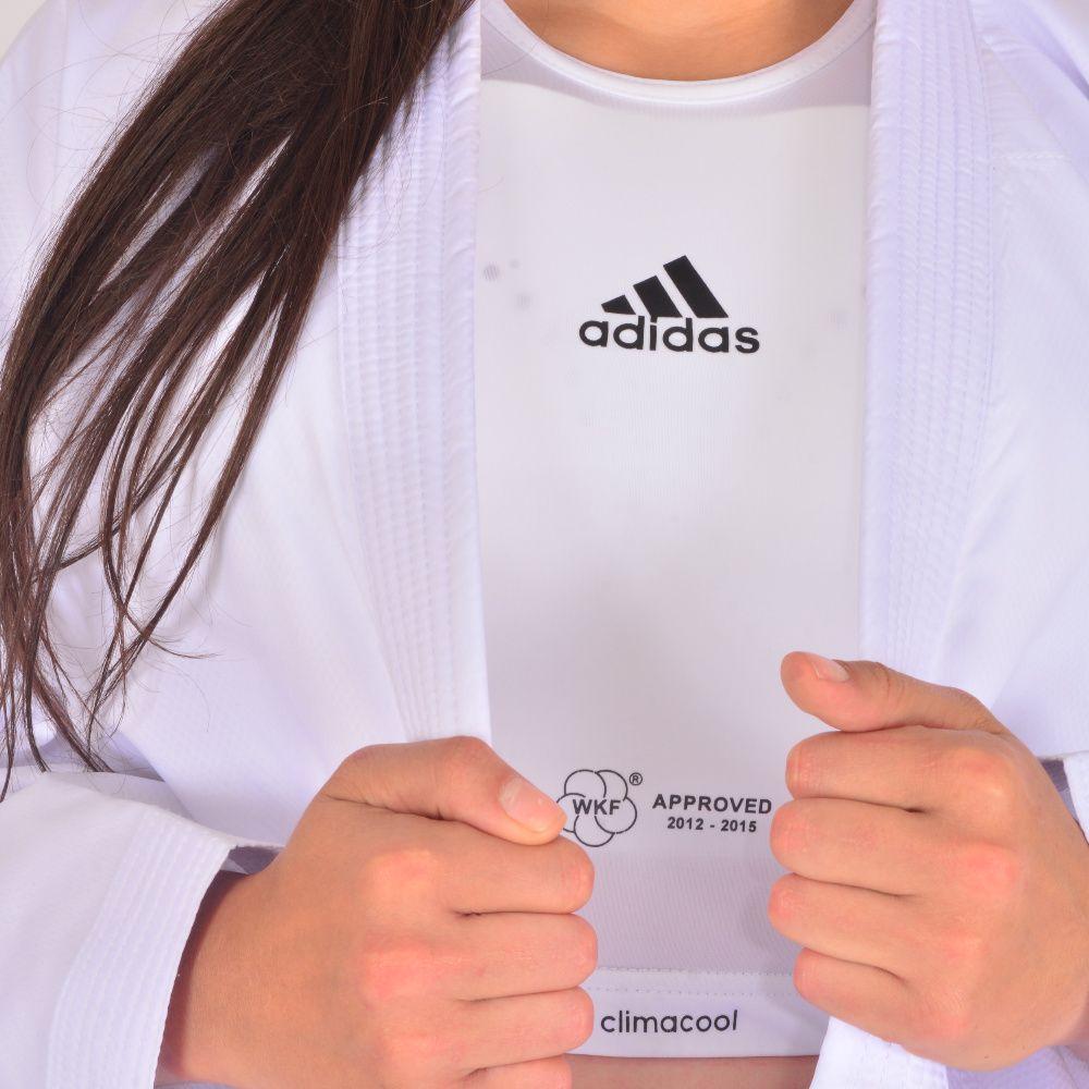 PROTETOR DE SEIOS Adidas OFFICIAL WKF