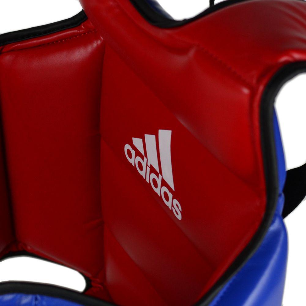 Protetor de Tórax Adidas Reversível Vermelho/Azul