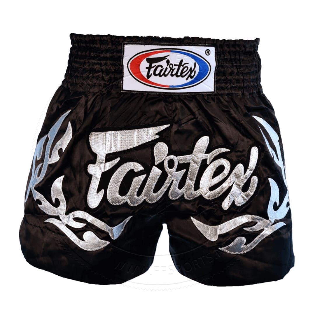 Shorts Muay Thai Eternal Silver BS4607 Fairtex