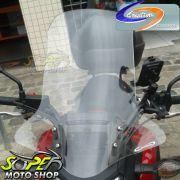 Bolha / Parabrisa Cristal ou Fumê Modelo Criativa Acessórios NC 700 / 750 X - Honda