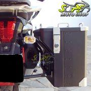 Kit Bauletos Laterais Side Case MotoPoint Modelo Adventure Box - Tiger Explorer 1200 - Triumph