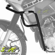 Protetor de Motor e Carenagem Scam Preto - Tenere 250 - Yamaha