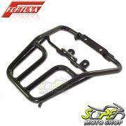 Bagageiro / Suporte Fortuna Modelo Tubular - Twister CBX 250 até 2005 - Honda