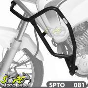 Protetor de Motor e Carenagem Scam Preto NOVO - Tenere 250 - Yamaha