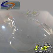 Bolha / Parabrisa Cristal ou Fumê Modelo Criativa Acessórios - Tiger Explorer 1200 - Triumph