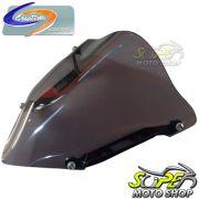 Bolha / Parabrisa Cristal ou Fumê Modelo Criativa Acessórios - MT-09 - Yamaha