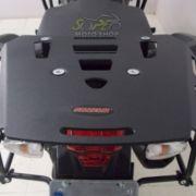 Base / Suporte Chapam Para Bauletos - Tiger Explorer 1200 ano 2017 em Diante - Triumph - Super Moto Shop