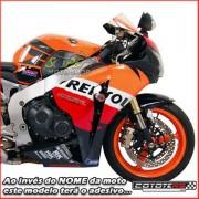 Slider Dianteiro Coyote (PAR) CBR 1000 RR 2006 até 2007 - Honda - Vermelho & Preto c/ Anel Vermelho - Super Moto Shop