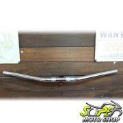 Guidão WingsCustom Modelo Drag Bar Thin Inox - 7/8 Ø - Super Moto Shop