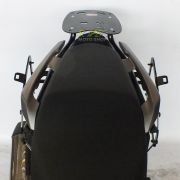 Kit Baú / Bauleto Lateral Side Case GIVI Modelo E-21 (Par) + Suporte Scam - CB 500 X - Honda - Super Moto Shop