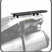 Kit Baú / Bauleto Lateral Side Case GIVI Modelo E-21 (Par) + Suporte Scam - V-Strom DL 1000 até 2013 - Suzuki - Super Moto Shop