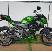 Escape / Ponteira Firetong Willy Made em Inox - Z-300 - Kawasaski - Super Moto Shop