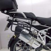 Afastador / Suporte de Alforge Chapam - GS 1200 LC ano 2013 em Diante - BMW - Super Moto Shop