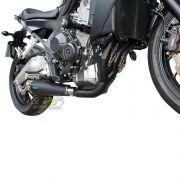Escape / Ponteira Wacs Modelo Prime Alumínio - CB / CBR 650 F - Honda - Super Moto Shop