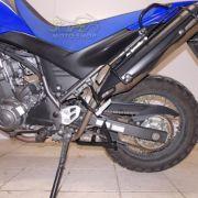Cavalete / Descanso Central Chapam Preto - XT 660 R - Yamaha - Super Moto Shop