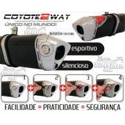 Escape / Ponteira Coyote TRS 2 Way