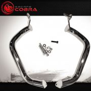 Protetor de Motor / Mata Cachorro Cobra Tubular - Boulevard 1800 M - Suzuki - Super Moto Shop
