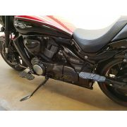 Kit Plataformas Dianteiras Fixas + Traseiras Articuladas Modelo Sport - VTX 1800 - Honda - Super Moto Shop
