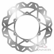 Disco de Freio Dianteiro Hard Break Modelo Anker - KTM / HUSQVARNA / HUSABERG 125 A 525 - Super Moto Shop