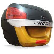 Bauleto / Bau Traseiro Proos Modelo P290 (29 Litros) - Lente Dourada - Super Moto Shop