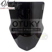 Bolha / Parabrisa Modelo Otuky Alongada em Acrílico - NMax 160 - Yamaha - Super Moto Shop