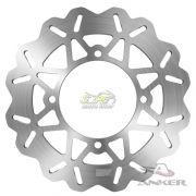 Disco de Freio Traseiro Hard Break Modelo Anker - BROS 160 / FALCON/ XR 400/ XRE 300 - Honda - Super Moto Shop