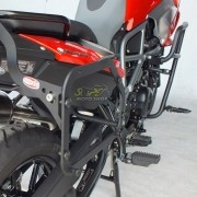 Suporte Bauletos Laterais Scam - F 700 GS - BMW - Super Moto Shop