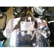 Defletor Drakar para Bolha Original Modelo KV Sirius - Versys 650 até 2014 - Kawasaki - Super Moto Shop