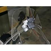 Defletor Drakar para Bolha Original Modelo TS Sírius - Tiger 1050 Sport - Triumph - Super Moto Shop