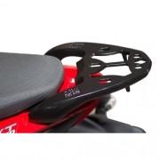 Kit Bauleto / Bau Traseiro Givi 45 Litros + Bagageiro Scam - Next 250 R - Dafra - Super Moto Shop