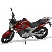 Kit Bauleto / Bau Traseiro Givi 45 Litros + Bagageiro Scam - Fazer 250 Todos os Anos - Yamaha - Super Moto Shop