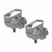 Riser / Adaptador Scam Fixo Para Guidão de 22mm  / 28mm Ø - Super Moto Shop