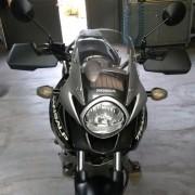 Protetor de Mão / Punho Modelo Start Racing - Transalp 700 - Honda - Super Moto Shop