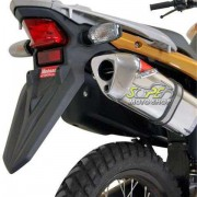 Escape / Ponteira Coyote TRS 2 WAY Alumínio XRE 300 Todos os Anos - Preto Black - Honda - Super Moto Shop