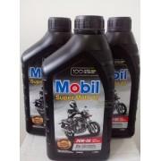 Oléo Mobil para Motor Modelo 4T 20w50 - 1 Litro - Super Moto Shop