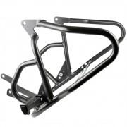 Protetor de Motor e Carenagem Chapam Preto - Tiger 800 XC / XR / XCX / XRX & ABS - Triumph