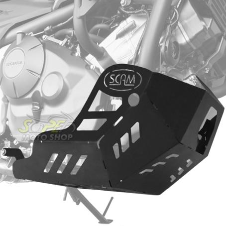 Protetor de Carter Scam Preto - NC 700 / 750 X todos os anos - Honda