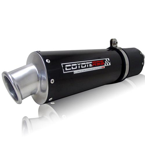 Escape / Ponteira Coyote RS3 Alumínio Oval - Duke 200 / 390 - KTM