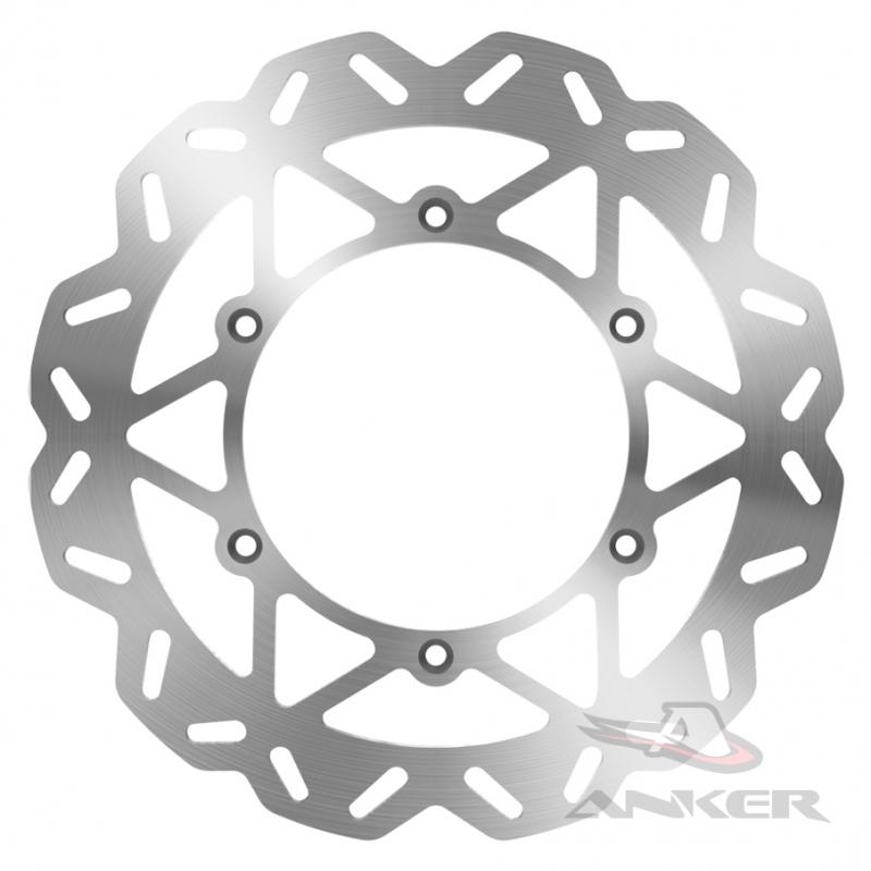 Disco de Freio Dianteiro Hard Break Modelo Anker - KTM / HUSQVARNA / HUSABERG 125 A 525