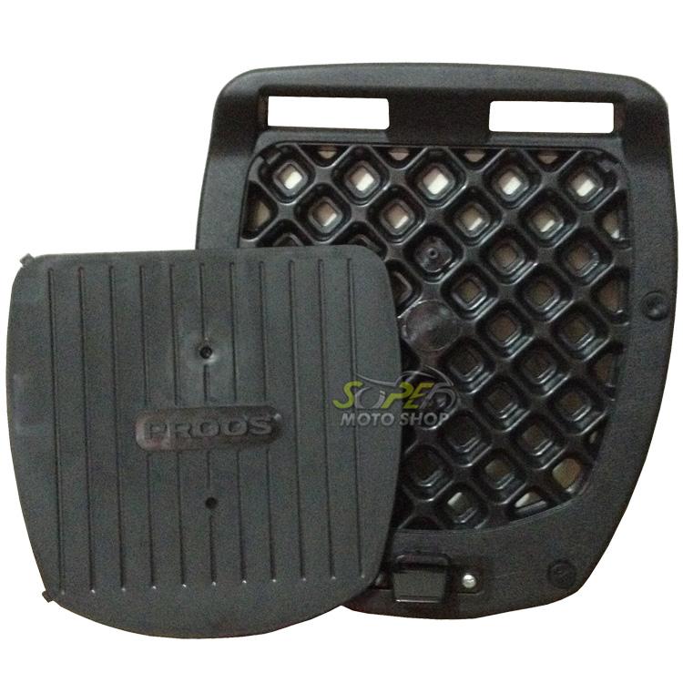 Bauleto / Bau Traseiro Proos Modelo P290 (29 Litros) - Lente Preta