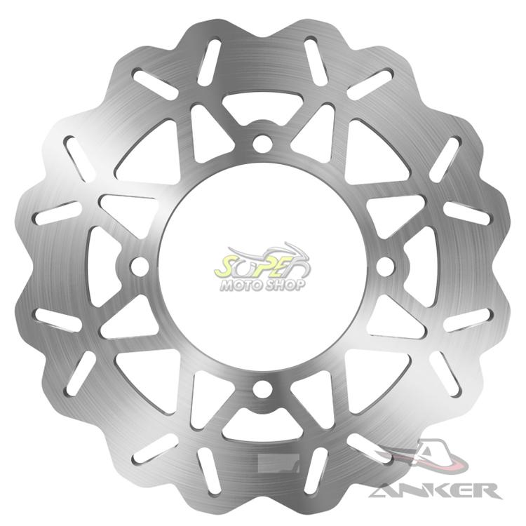 Disco de Freio Traseiro Hard Break Modelo Anker - BROS 160 / FALCON/ XR 400/ XRE 300 - Honda