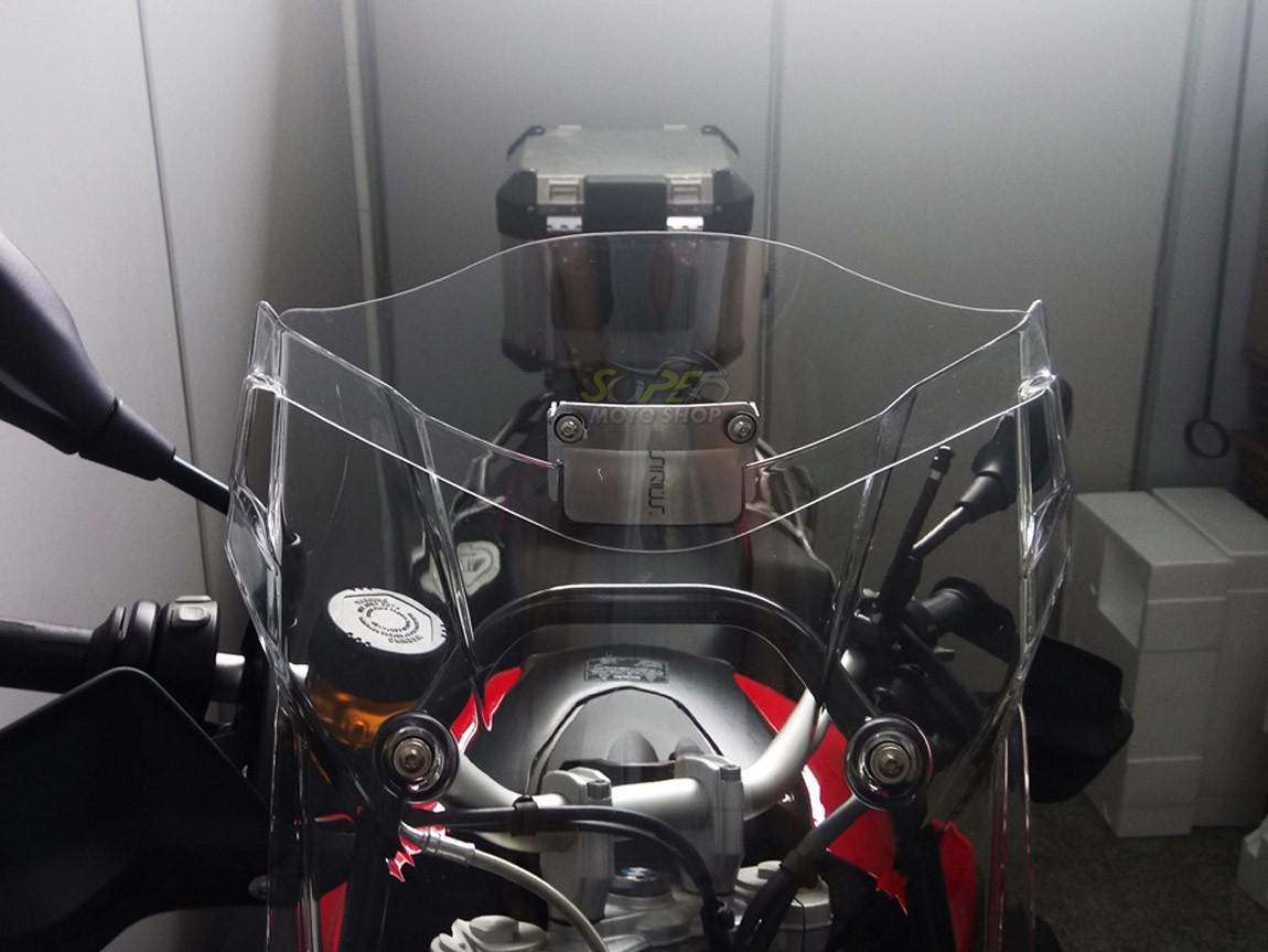 Defletor Drakar para Bolha Original Modelo AD-800 Sirius - F 800 GS Adventure - BMW