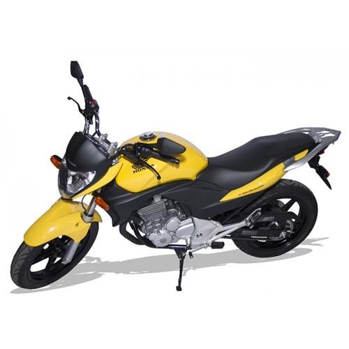 Kit Bauleto / Bau Traseiro Givi 45 Litros + Bagageiro Scam - CB 300 R - Honda