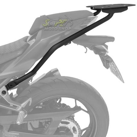 Bagageiro / Base Scam para Bauleto Traseiro - Z-300 / Ninja 300 - Kawasaki