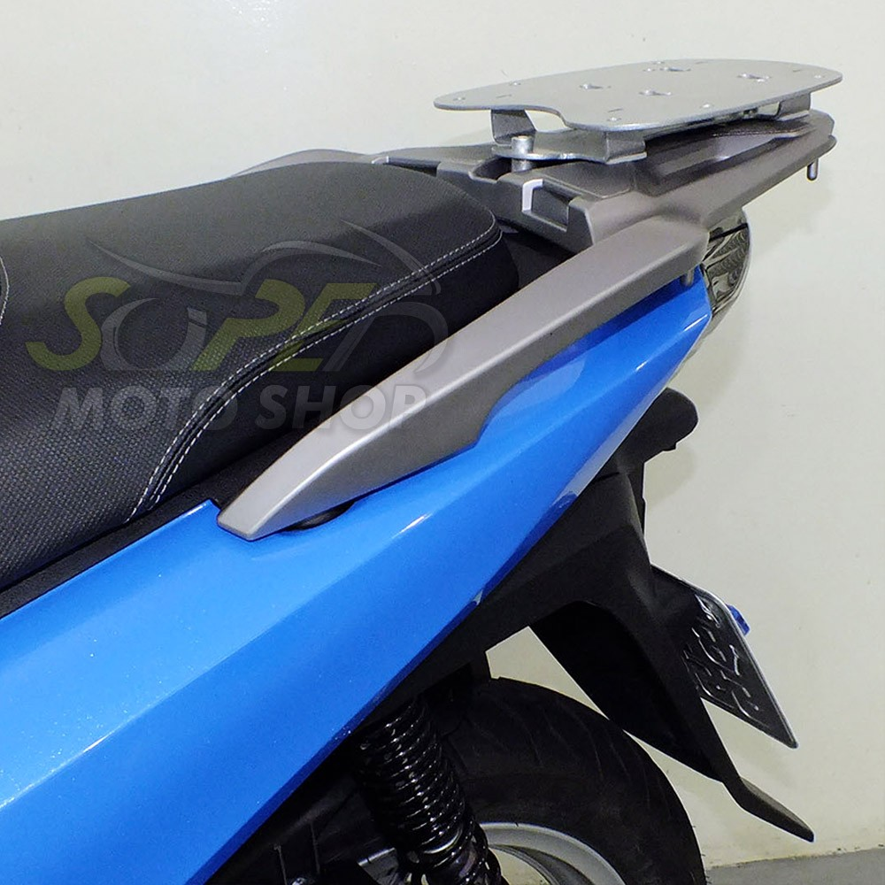 Bagageiro / Base Scam para Bauleto Traseiro - SH 150 i - Honda