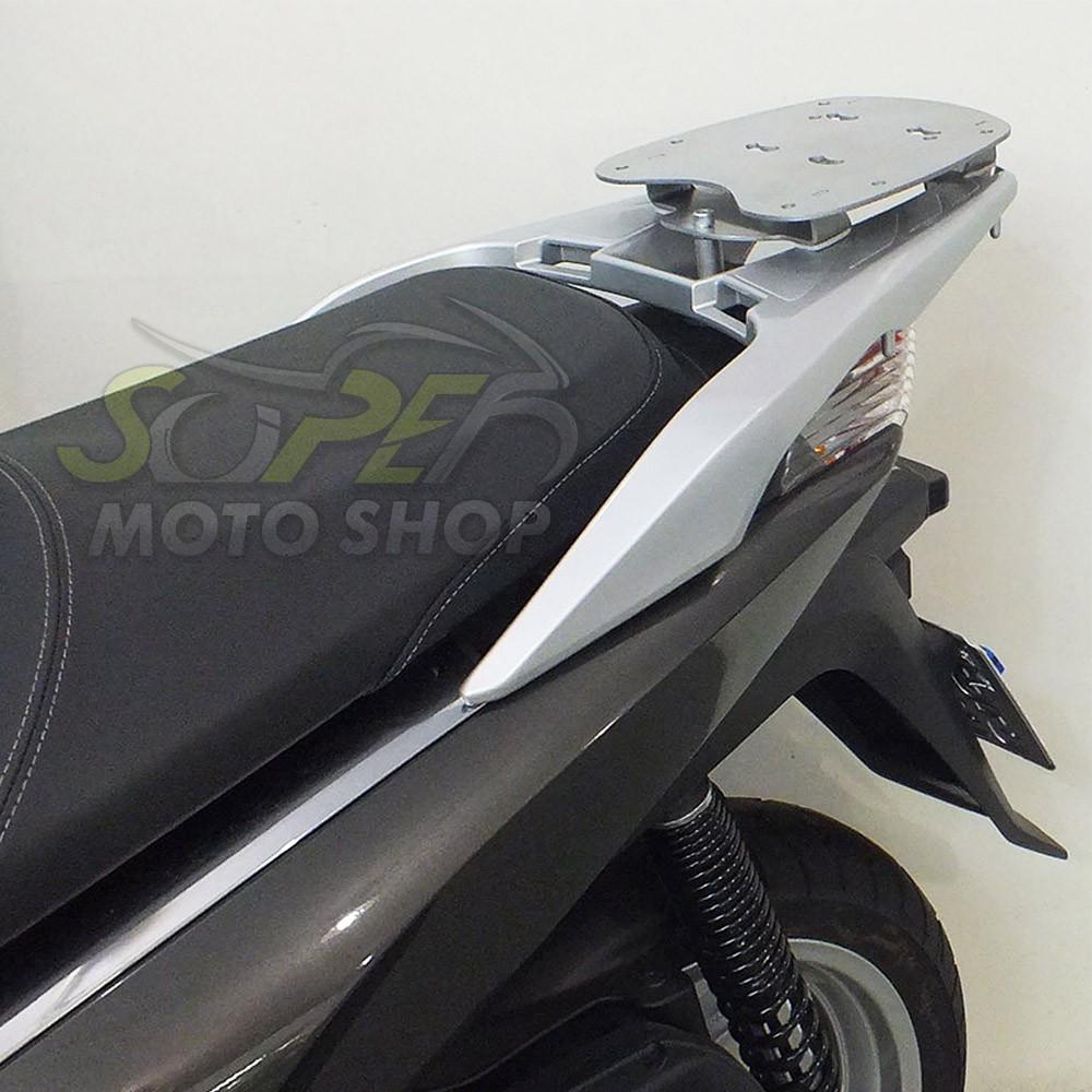 Bagageiro / Base Scam para Bauleto Traseiro - SH 300 i - Honda