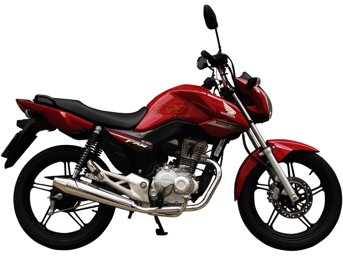 Escapamento SUPER Estralador Modelo Torbal Cromado - CG 150 Titan KS / ESi - Honda 2009 até 2013