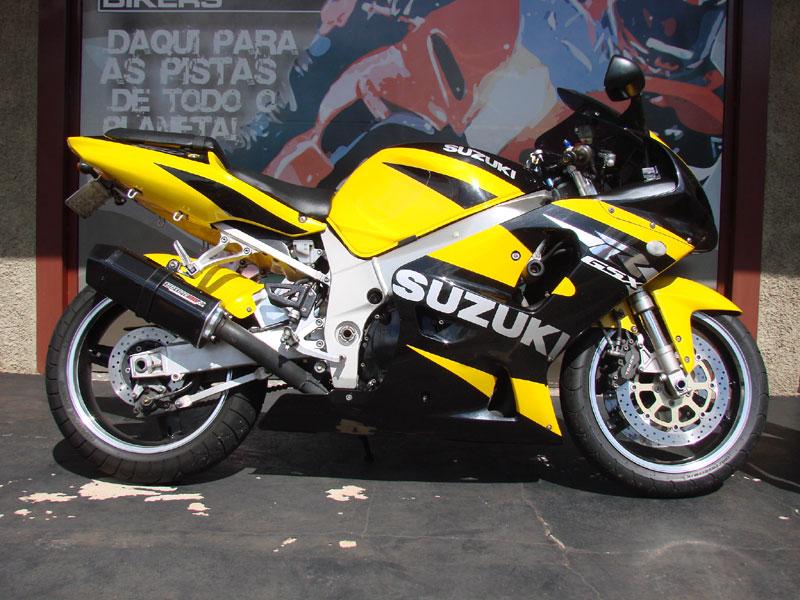Escape / Ponteira Coyote FIVE Alumínio GSX-R Srad 750 2001 até 2006 - Polido - Suzuki