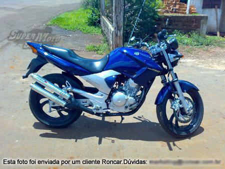 Escape / Ponteira Coyote Competition Alumínio Duplo CBX Twister 250 - Polido - Honda