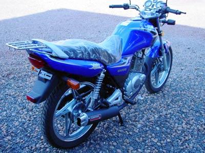 Escapamento Aluminium RS Boca 8 Oval Yes 125 - Preto - Suzuki